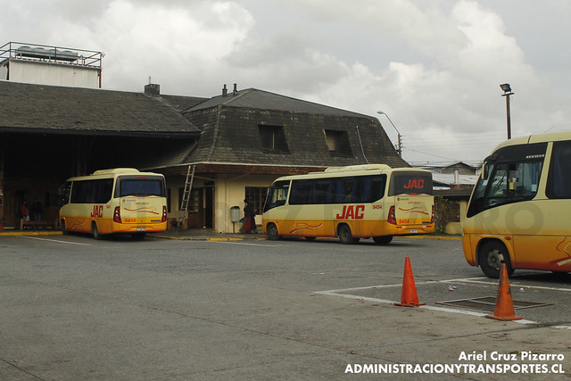 Terminal Jac Villarrica