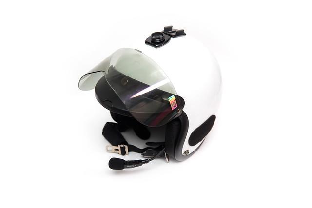 SENA 3S 安全帽藍芽耳機套件(語音/音樂/前後對講)開箱安裝分享 + 使用說明 @3C 達人廖阿輝