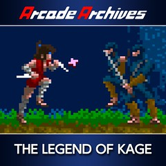 Arcade Archives The Legend of Kage