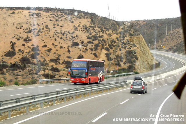 Pullman Bus - Norte Chico - Marcopolo Paradiso 1800 DD /