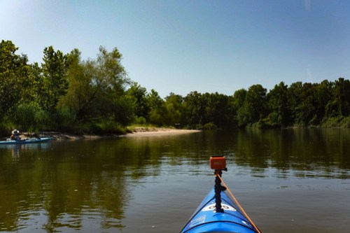 Savannah River Paddling-040