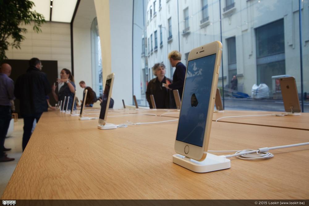 De nieuwste Apple producten onder één dak