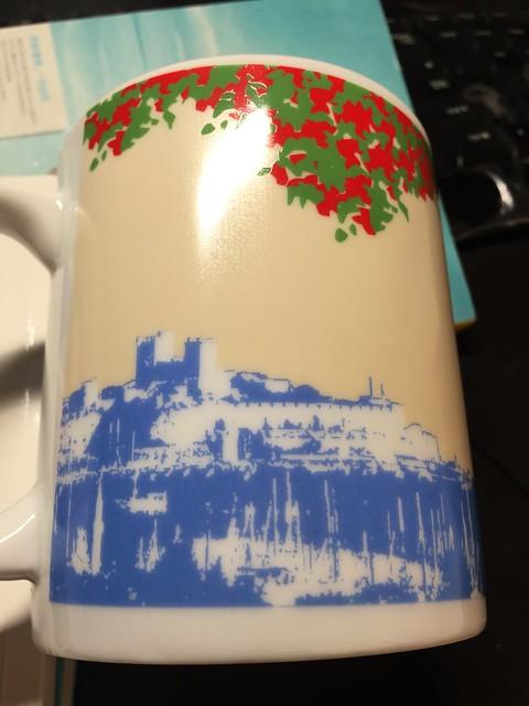 Starbucks City Mugs,土耳其,城市杯,星巴克 @VIVIYU小世界