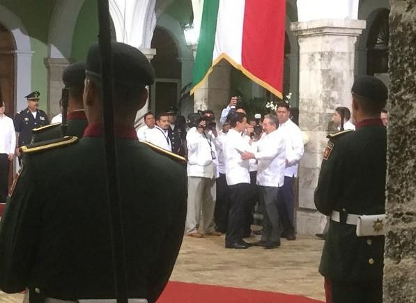 Firmarán Cuba y México acuerdo migratorio