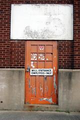 Mill entrance