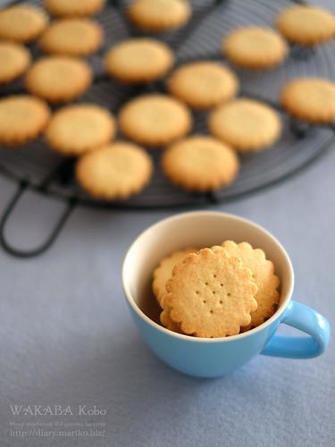 クリームチーズクッキー20150929-DSCF9135