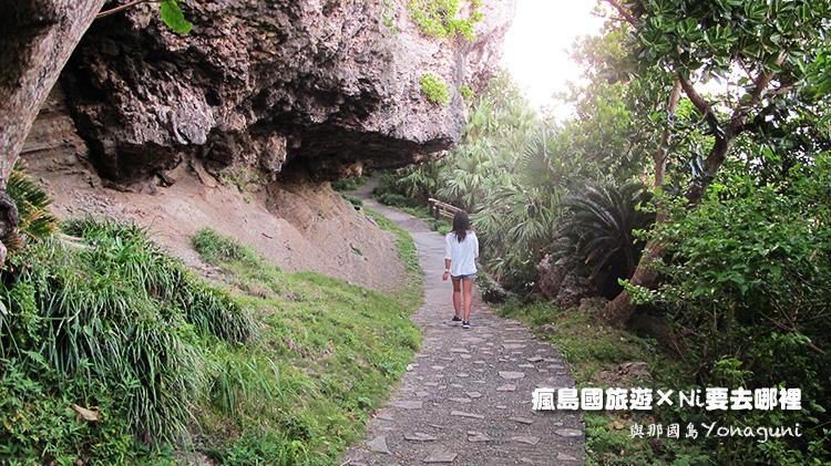 48與那國島勇氣洞窟