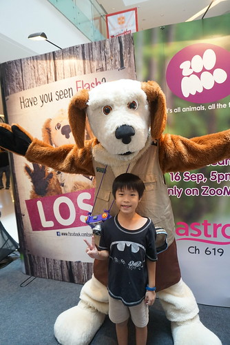 Sunway Putra mall with zoomoo 20 Sept 2015