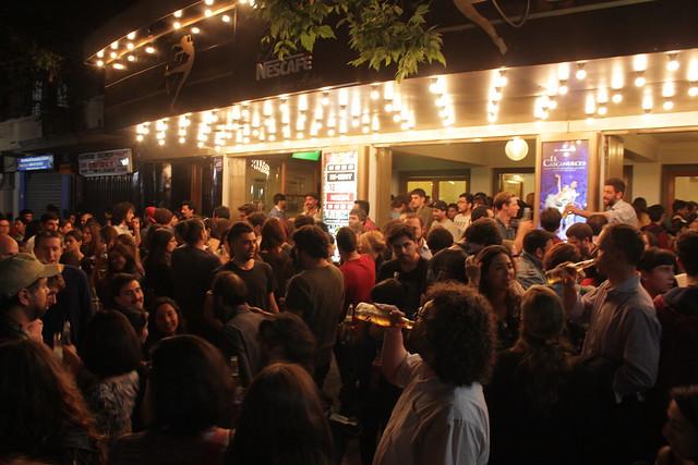 Inauguración 2015. Teatro Nescafé de las Artes