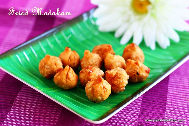 Fried- modakam
