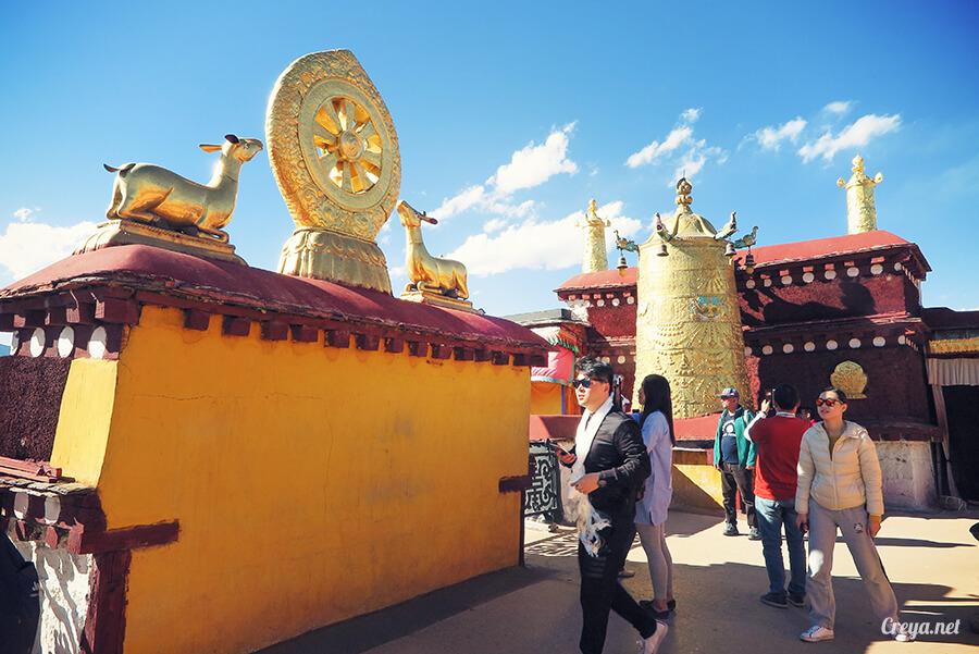 2015.12.09 | Tibet 西藏踢北去 | 尋找藏人真正的拉薩中心,被信仰力量震撼的大昭寺與舊城區 14.jpg
