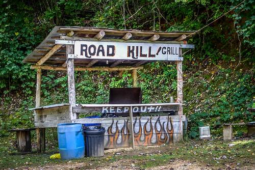 Road Kill Cafe at Bob's Place