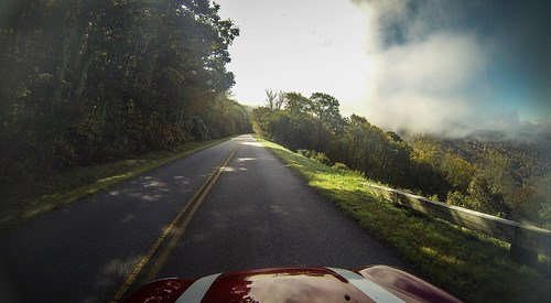 Blue Ridge Parkway in Autumn-15