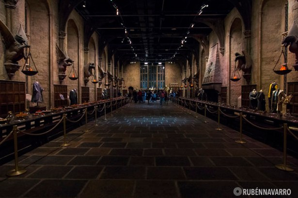 Harry Potter - Warner Studios Tour