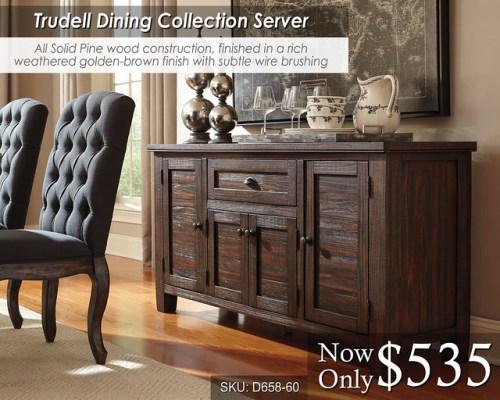 Trudell Dining Server