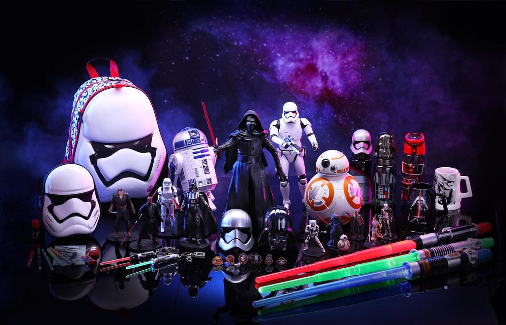 Star Wars Group Photo