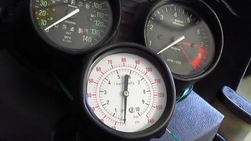 Cold Engine Oil Pressure