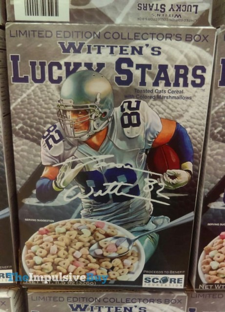 Witten's Lucky Stars Cereal