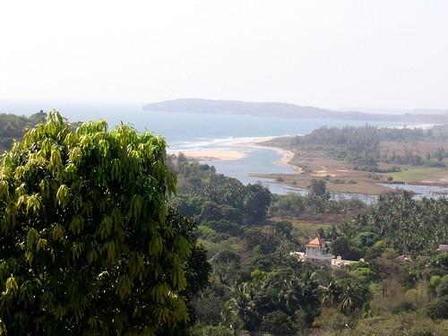 Ganpatiphule - seaview from the top