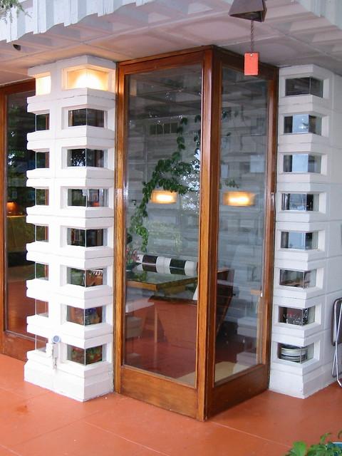 Frank Lloyd Wright Corner Doors Flickr Photo Sharing