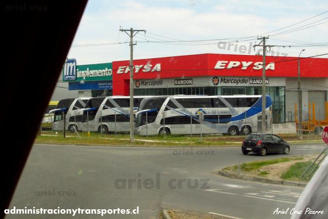 Epysa Talca & Buses Altas Cumbres - CPWK20