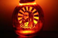 jesus-pumpkin