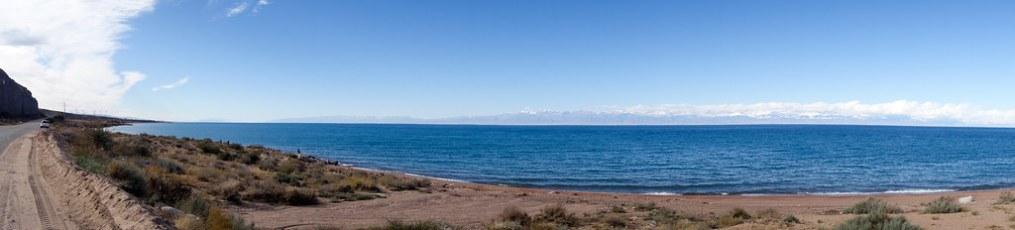 Lake Issyk Kul | Jan, 2016
