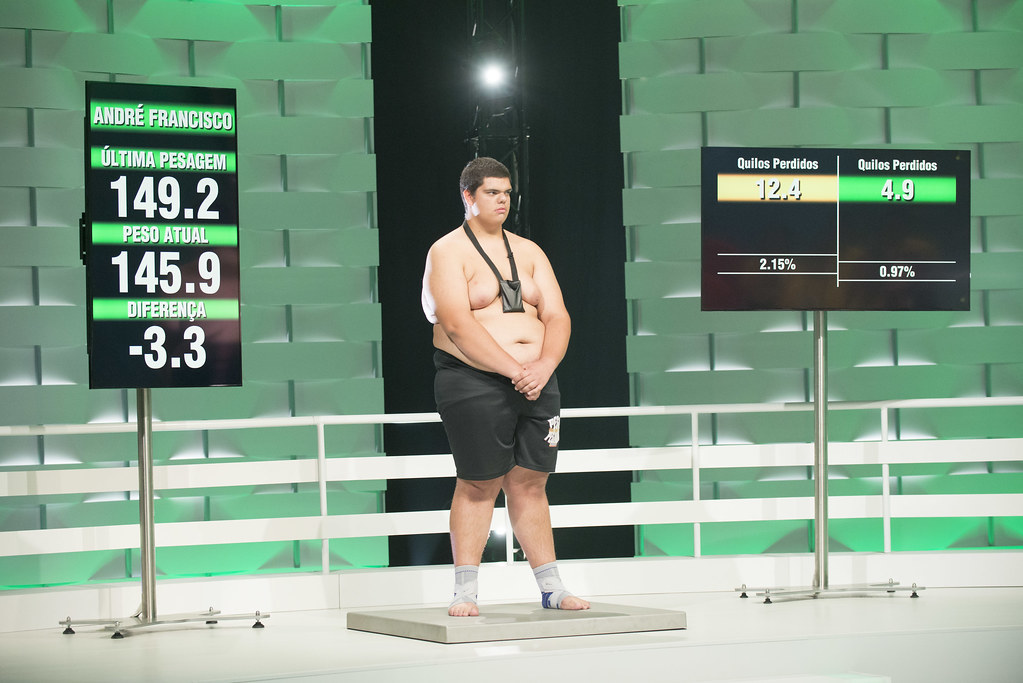 Pesagem - Peso Pesado Teen (6EP)