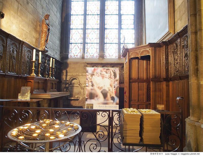 Notre-Dame,paris,古蹟,巴黎聖母院,教堂 @薇樂莉 Love Viaggio | 旅行.生活.攝影