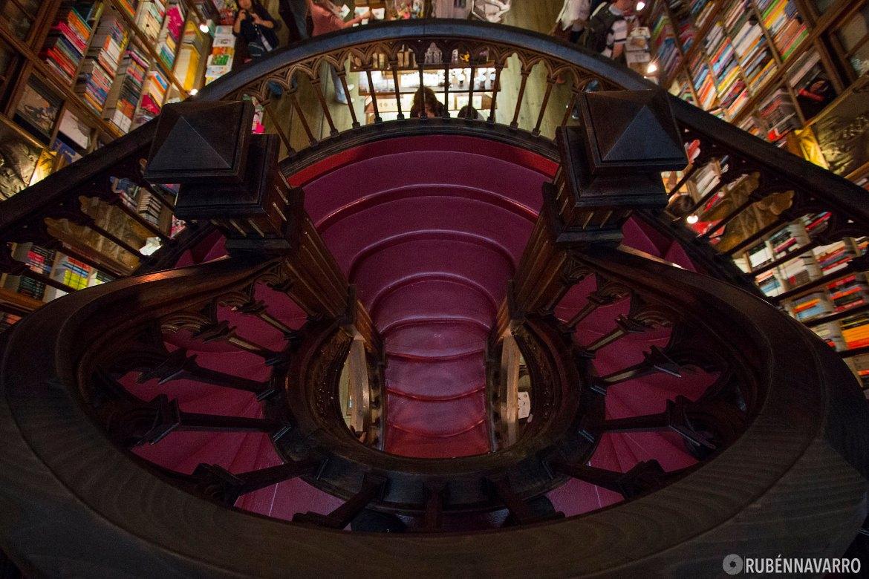 qué ver en Oporto - Libreria Harry Potter