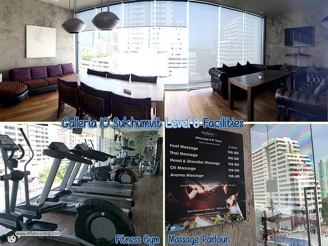 Galleria 10 Sukhumvit Hotel Bangkok Level 8