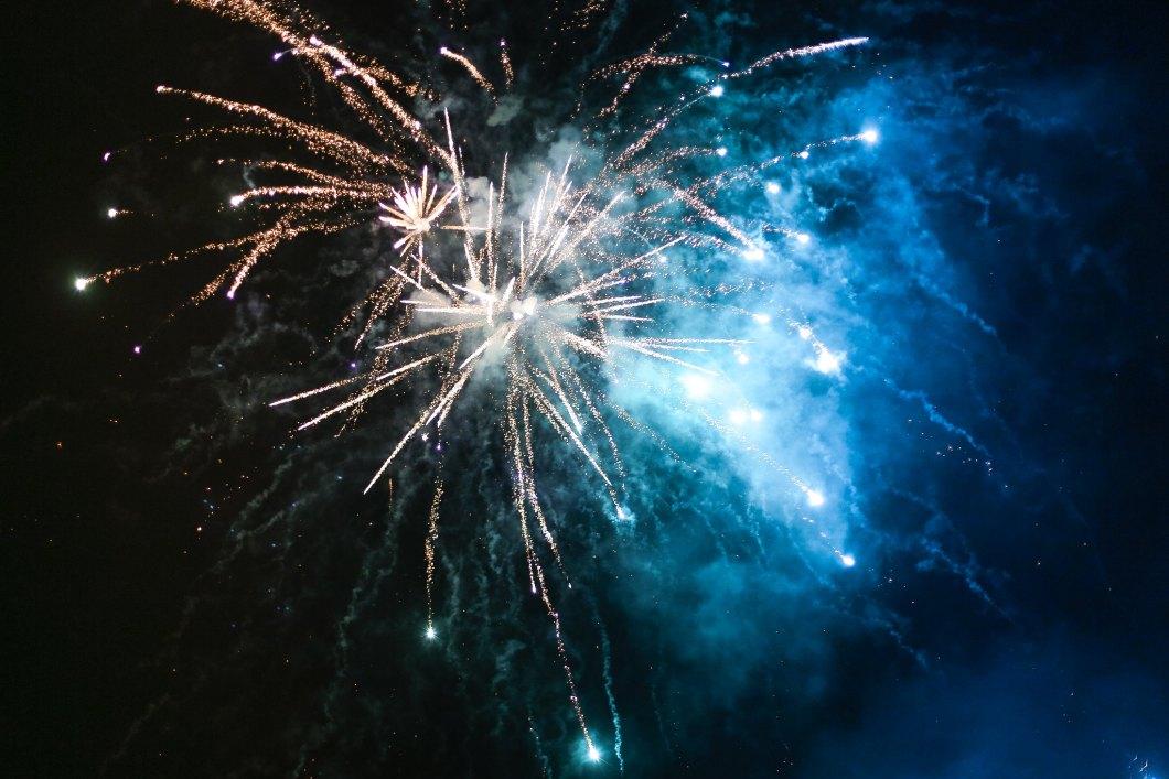Imagen gratis de fuegos artificiales