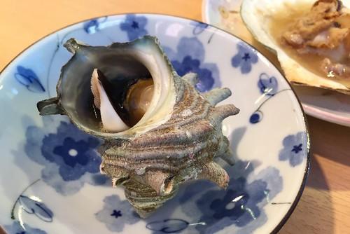 焼きハマグリ〜〜