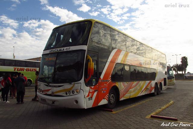 Atacama Vip (Pullman Bus) - La Serena - Busscar Panorâmico DD / Volvo (BYXP70) (1913)