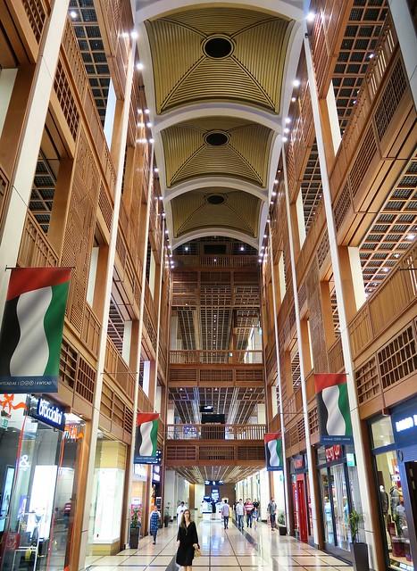wtc mall abu dhabi interior architecture