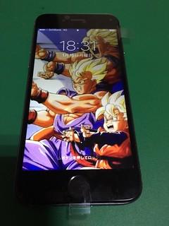 239_iPhone6のフロントパネルガラス割れ