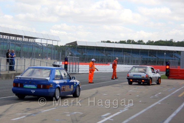 BRSCC Weekend at Silverstone, August 2015