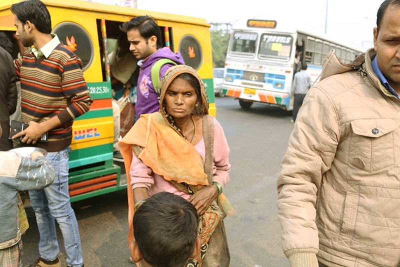 Mission Delhi – Sona Devi, Near Sahibabad Village