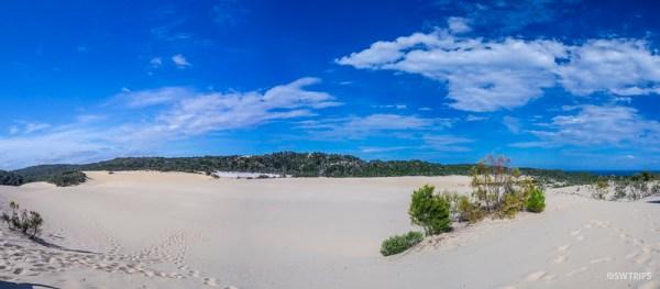 Sand Dune, Fraser Island