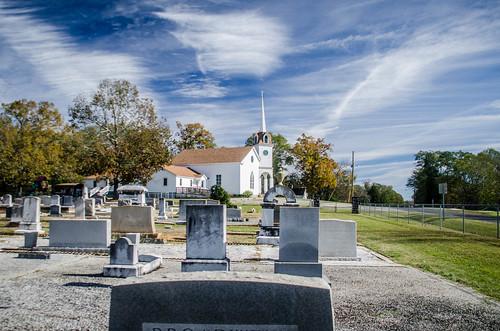 Providence Presbyterian Church Cemetery-002