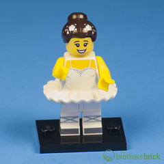 Collectible Minifigs Series 15 Ballerina