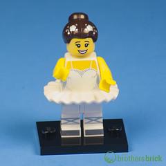 Collectible Minifigs Series 15 Ballerina