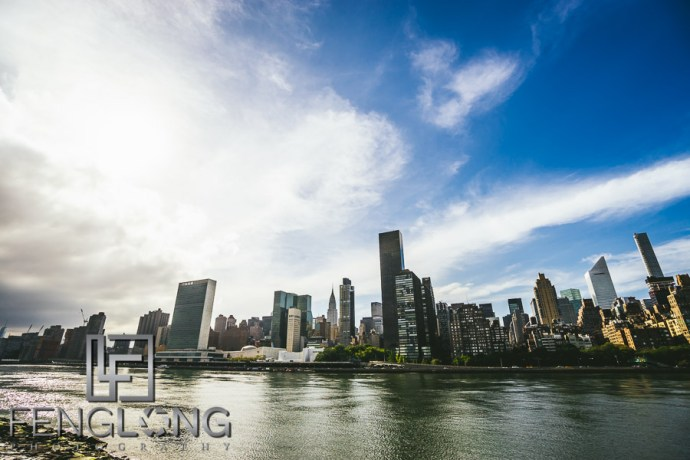 Late Summer New York City | Roosevelt Island Family Photos