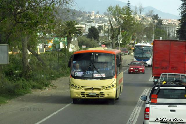 Lincosur - La Serena - Neobus Thunder / Mercedes Benz (YD2089)