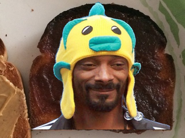 snoop toast