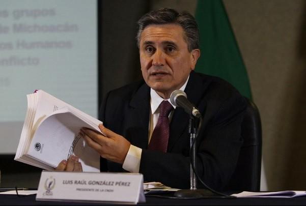 No hay enfrentamiento con PGR por caso Iguala: CNDH