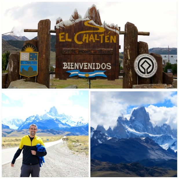 Trekking en El Chaltén