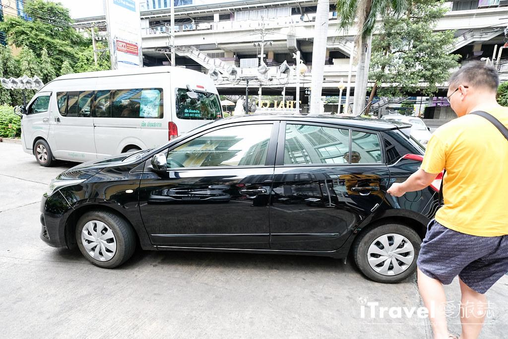 曼谷自由行工具 UBER叫车APP (22)