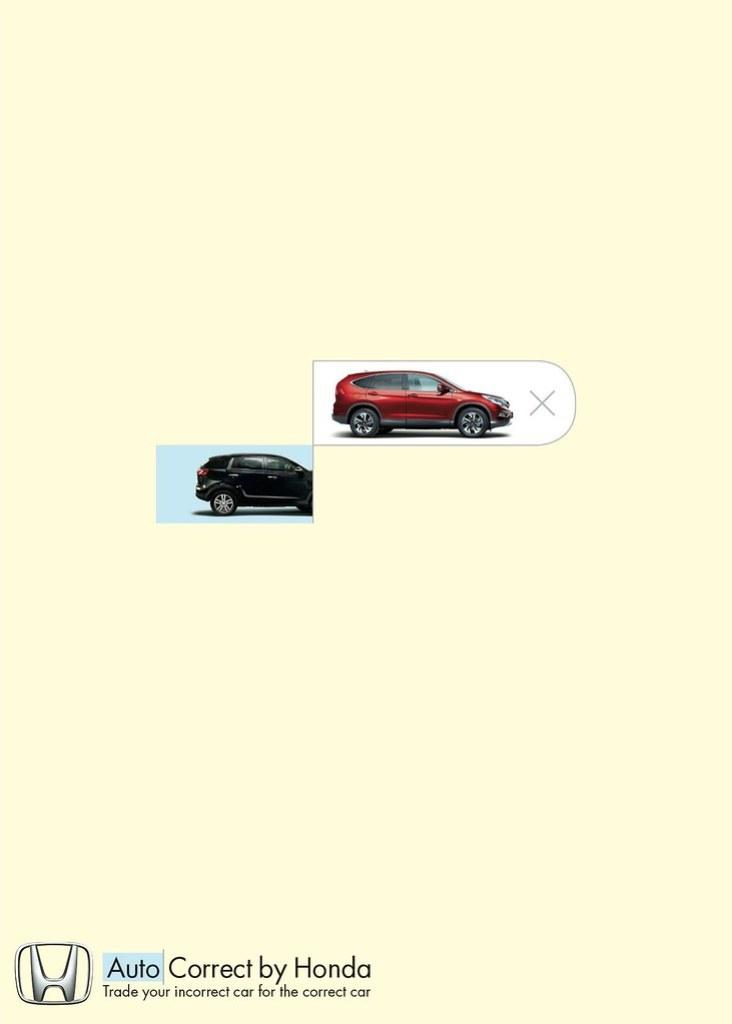Honda - Auto Correct by Honda 3