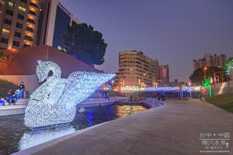 台中柳川水岸24